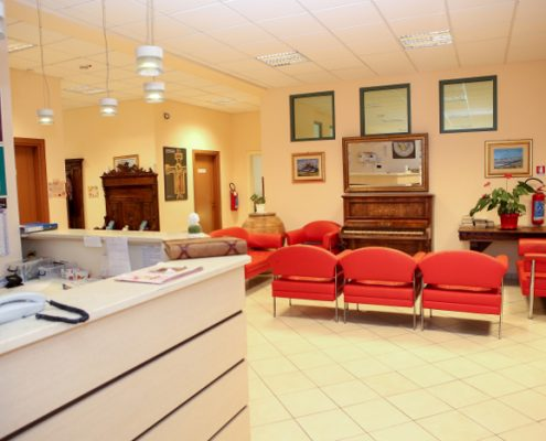Residenze sanitarie disabili